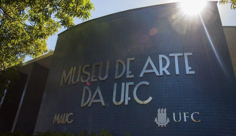 Fachada do Museu de Arte da UFC (Foto: Viktor Braga)