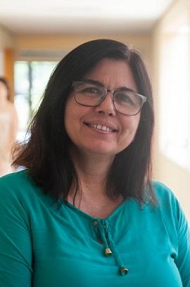 Professra Inês Vitorino Sampaio, uma das coordenadoras dos estudos no LABGRIM (Foto: Viktor Braga/UFC)